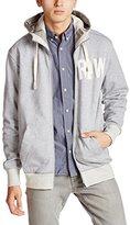 G Star Men's Grount Hooded Sweatshirt In Sherland Sweat