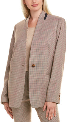 Lafayette 148 New York Darcy Wool-Blend Jacket