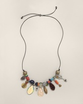 Chico's Kafi Long Necklace