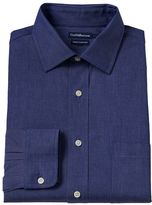 Croft & Barrow Men's True Comfort Slim-Fit Easy-Care Stretch Spread-Collar Dress Shirt