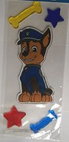 Spin Master Toys Paw Patrol Window Clings (1 Sheet, 5 Clings)