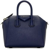 Givenchy Blue Mini Antigona Bag