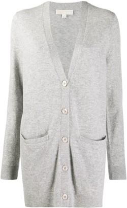 MICHAEL Michael Kors V-neck cashmere cardigan