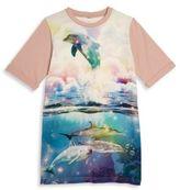 Stella McCartney Toddler's, Little Girl's & Girl's Hepsie Dolphin Printed Organic Cotton Dress