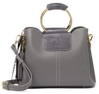Belle & Bloom Twilight Leather Shoulder Bag