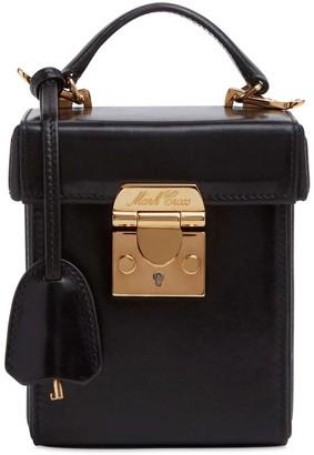 Mark Cross Grace Cube Seta Box Leather Bag