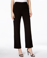 Alex Evenings Flare-Leg Pants