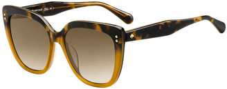 Kate Spade Kiyannas Square Acetate Sunglasses