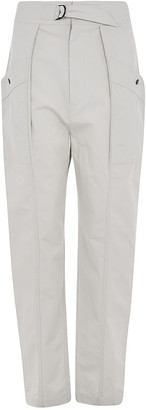 Etoile Isabel Marant Side Buttoned Pocket Trousers
