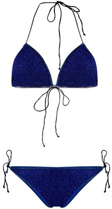 Oseree Triangle Two-Piece Bikini