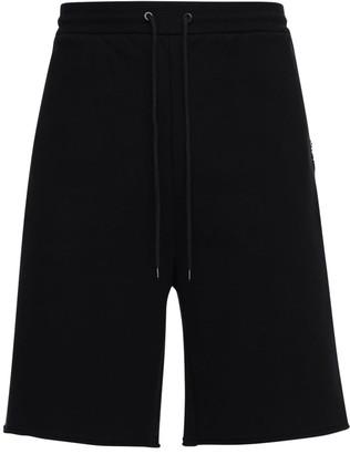 MONCLER GENIUS Fragment Cotton Sweat Shorts