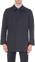 Corneliani Collared cotton-blend jacket