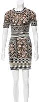 Ronny Kobo Calfuray Bodycon Knit Dress w/ Tags
