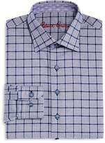 Robert Graham Boys' Plaid Dress Shirt - Big Kid