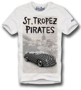 MC2 Saint Barth T-shirt Man 01 St.tropez Voiture
