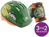 Dino Explorer Safety Helmet & Pad Set