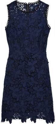 Elie Tahari Guipure Lace Dress