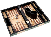 Bey-Berk Backgammon Set with Clasp Closure