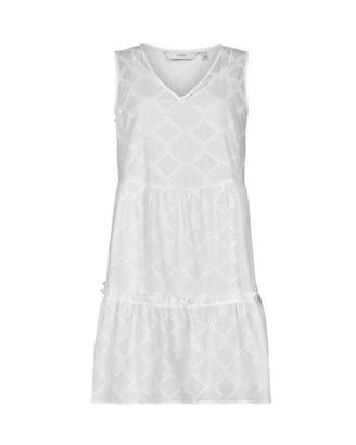 Nümph Nubethan Embroidered Dress - S