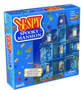 Board Games I Spy Spooky Mansion
