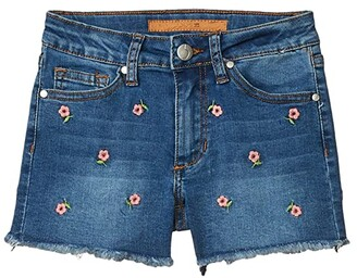 Joe's Jeans The Kai Shorts (Little Kids/Big Kids) (Corn Flower) Girl's Shorts