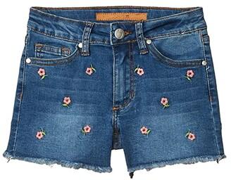 Joe's Jeans The Kai Shorts (Little Kids/Big Kids) (Corn Flower) Girl's Shorts