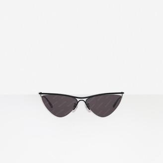 Balenciaga Curve Cat Sunglasses
