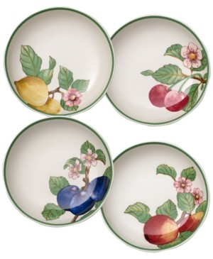 Villeroy & Boch French Garden Modern Fruit Set/4 Pasta Bowl