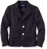 Ralph Lauren 2-6X Wool Blazer