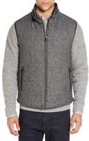 Corneliani Men's Reversible Wool Blend Vest