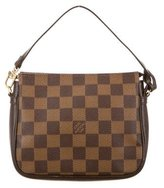 Louis Vuitton Damier Trousse Pochette