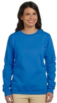 Gildan Women's Heavy Blend Fleece Crew
