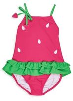 Florence Eiseman Baby's, Toddler's and Little Girl's Strawberry One-Piece Swimsuit