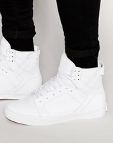Supra Skytop Classics Leather Trainers