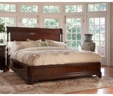 American Cherry Sleigh Bed Fine Furniture Design Size: King