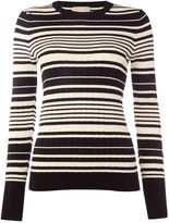InWear Ribbed stripe top