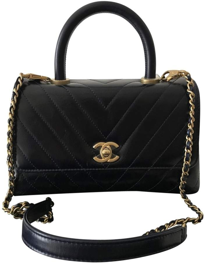 7318bbeb99fc Chanel Coco Handle - ShopStyle