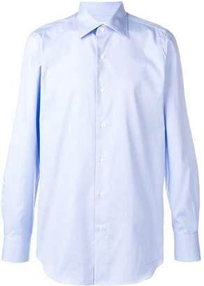 Finamore 1925 Napoli classic regular-fit shirt