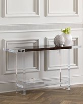 Interlude Waldo Console Table