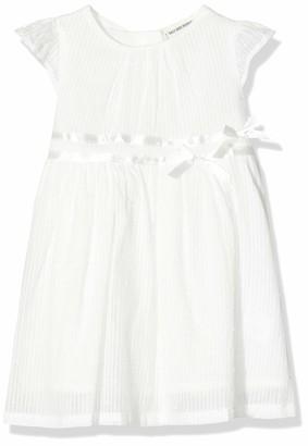 Salt&Pepper Salt & Pepper Baby Girls' Mit Ruschen Am Armel Dress