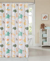 Ink+Ivy Kids Jacala Printed Cotton Shower Curtain Bedding
