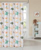 Ink+Ivy Kids Jacala Printed Cotton Shower Curtain