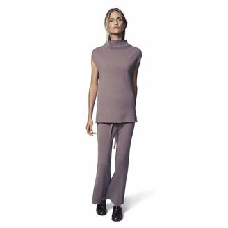 b new york Women's Sleeveless Funnelneck Tunic Sweater