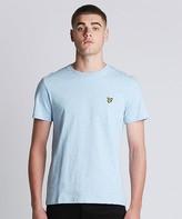 Lyle & Scott Short Sleeved Nepped Jersey T-Shirt