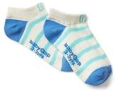 Stripe no-show socks