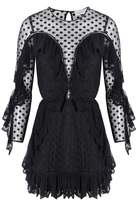 Alice McCall Forever Young Dress Black
