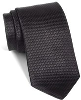 BOSS Men's Solid Silk Tie