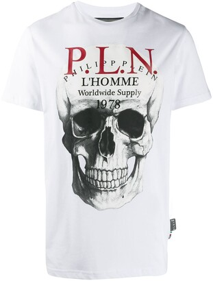 Philipp Plein T-shirt platinum cut