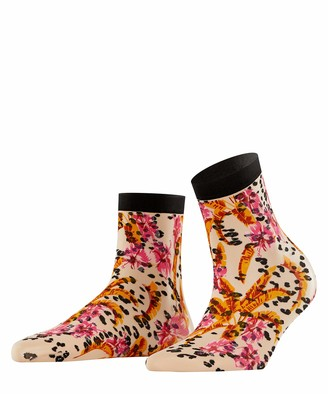 Falke Women's Jungle Fever Calf Socks 15 DEN