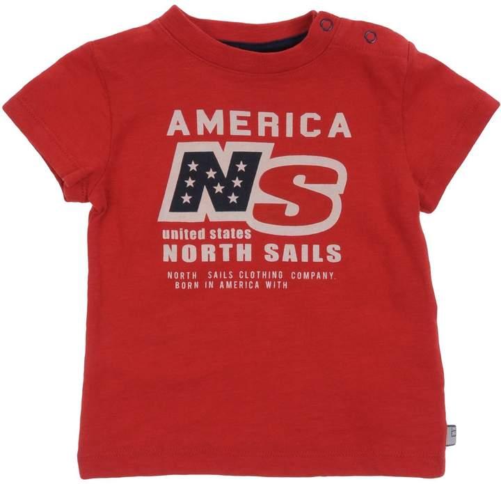 North Sails T-shirts - Item 37985968